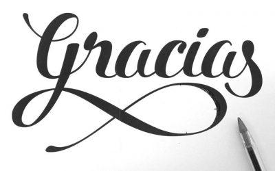 Ohh lala, el amor, la amistad – Reparte agradecimientos