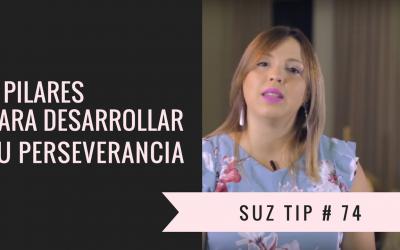 5 Pilares para Desarrollar Tu Perseverancia – Suz Tip #74