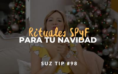 Rituales Súper Productivos y Felices de Navidad – Suz Tip #98